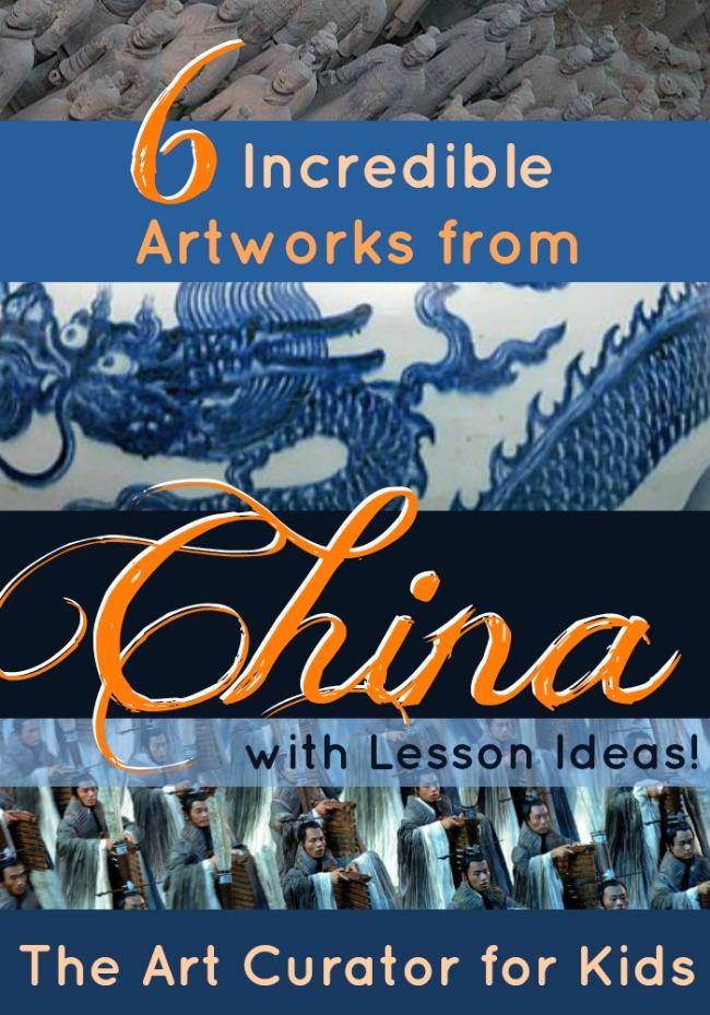 6 Incredible Chinese Artworks