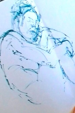 learn life drawing in Liverpool, merseyside and southport
