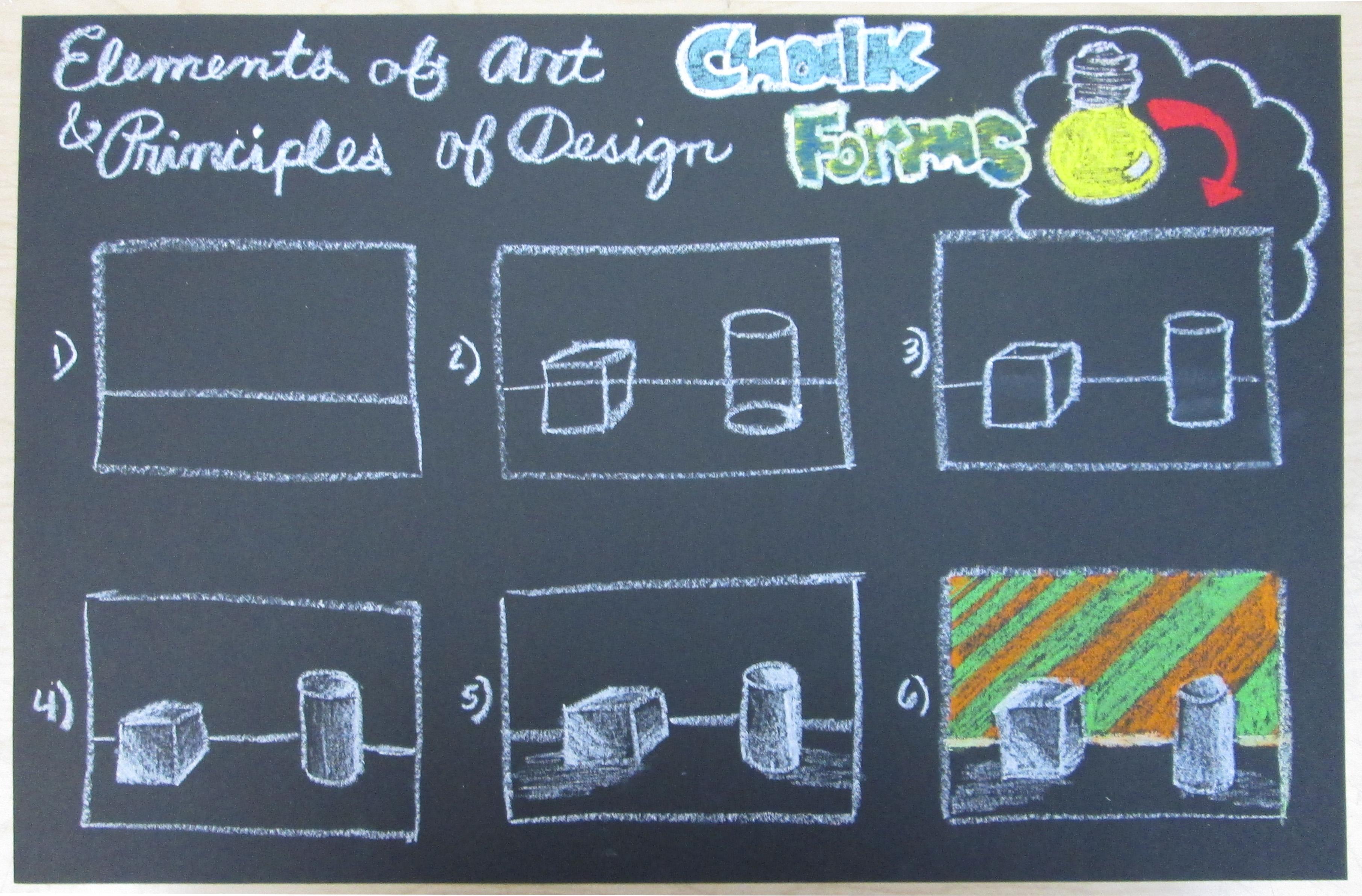 Chalk Forms E Amp P Part 2
