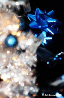 Blue Christmas - Photography