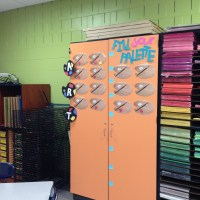 Fill Your Palette - Classroom Management Strategy