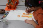 5th Grade Looking Glass Painting (5)