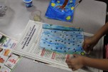 4th Grade Stained Glass Oiling (3)