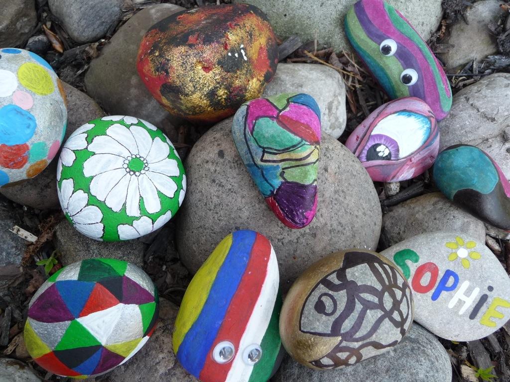Rock Painting ArtClubBlog