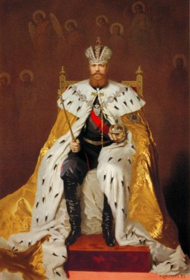 couronnement d'Alexandre III