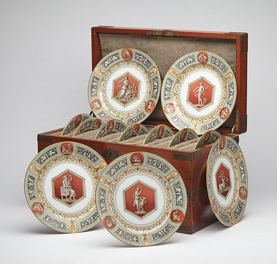 Rare Russian Imperial Porcelain Highlight Waddington's Auction