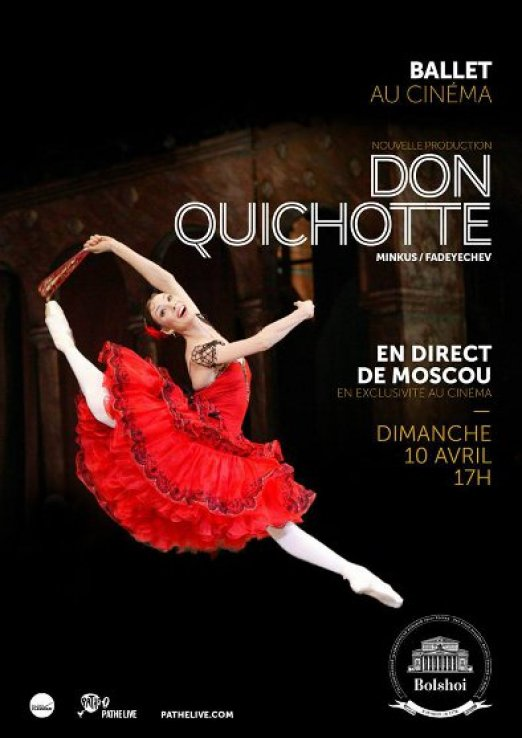 Don Quichotte affiche