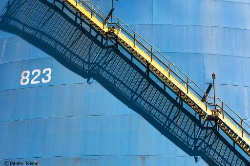 L'escalier 823