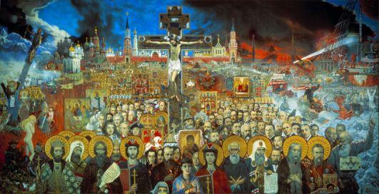 pienture I. Glazounov