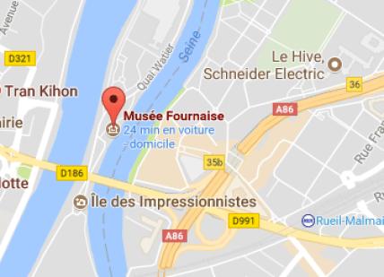 accés Mus Fournaise