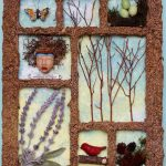 A Nature Shadowbox Collage