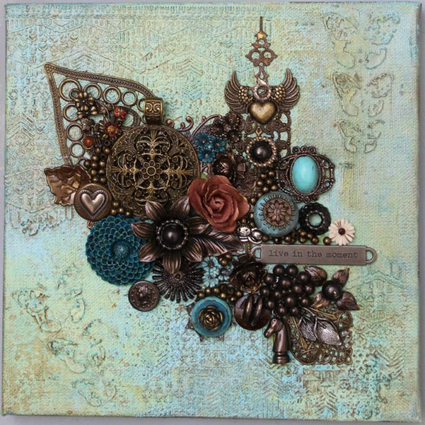 Elegance With Touch Of Steampunk