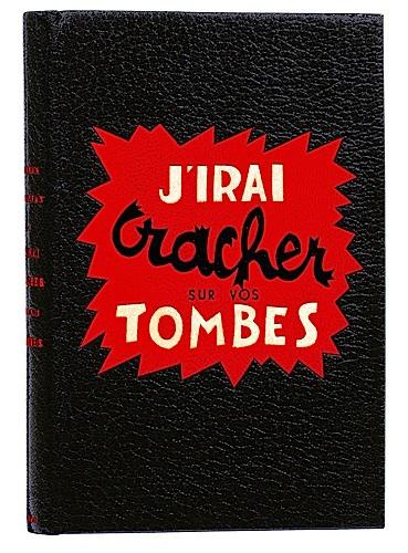 Boris Vian J'irai Cracher Sur Vos Tombes : boris, j'irai, cracher, tombes, Henri-Michel, Tranchimand, Library, N°1551, N°179, Artcurial