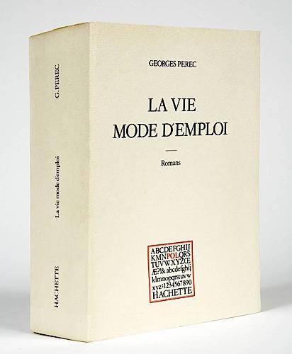 La Vie mode d'emploi - broché - Georges Perec - Achat