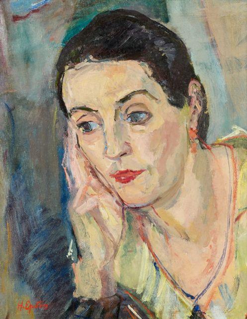 La Femme De L Artiste : femme, artiste, Impressionist, Modern, N°2570, N°144, Artcurial
