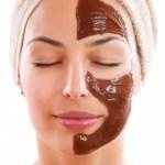 15044022 - facial chocolate mask  spa