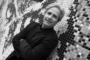 Theron Kabrich, Gallery Owner of Francisco Art Exchange,