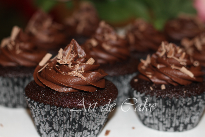 Chocolate Fudge Buttercream recipe