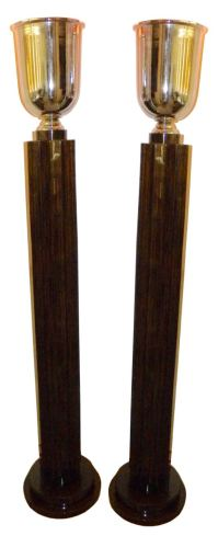 Art Deco Lighting for Sale | Torchiere and Floor Lamps ...