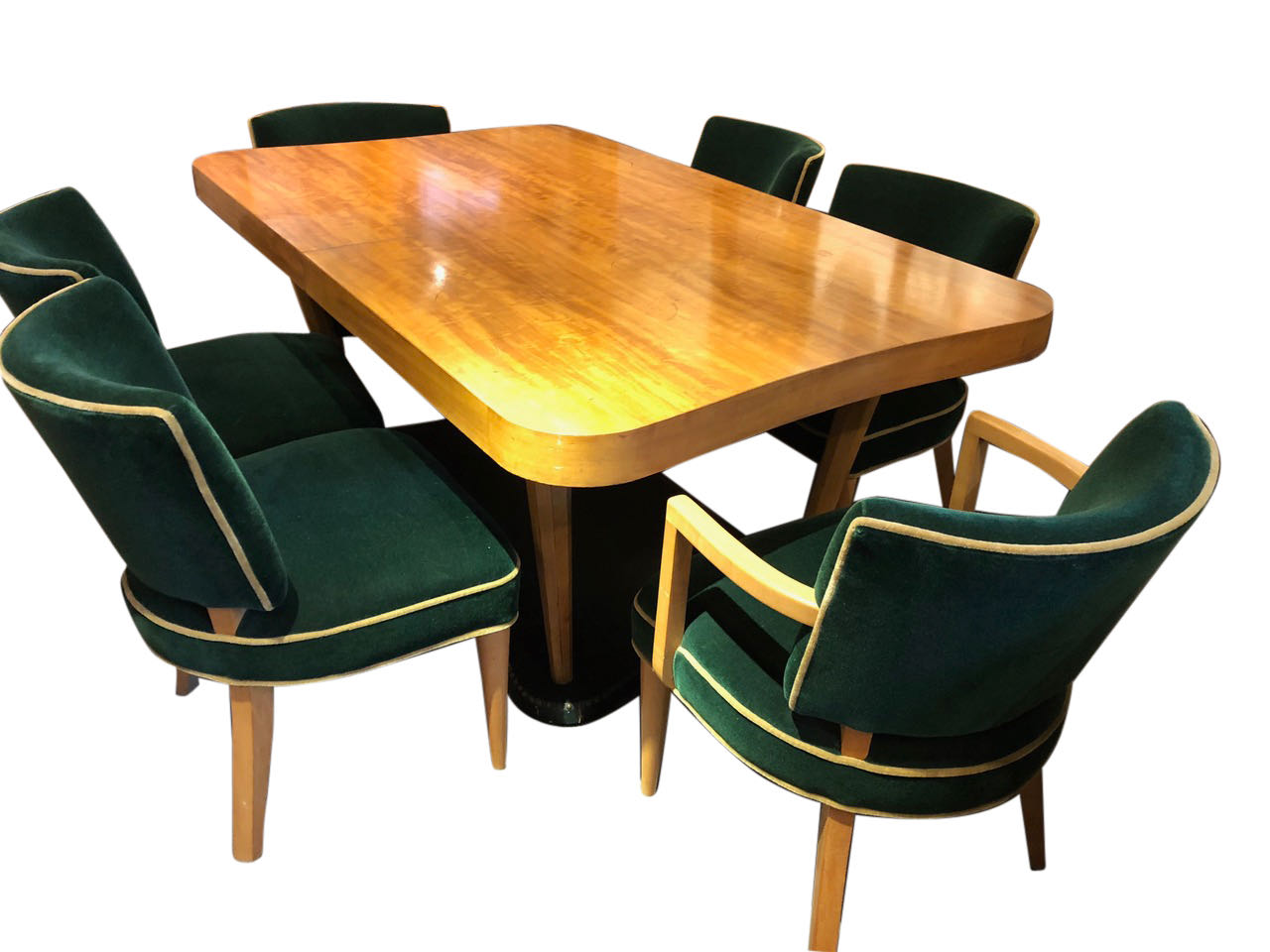 Art Deco Dining Chairs Art Deco Dining Room Furniture For Sale Tables And Chairs Art