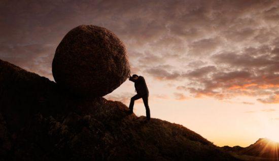 Stress en milieu professionnel?  Un problème de masse…