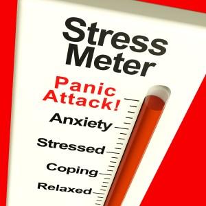 Stress et amplitude respiratoire