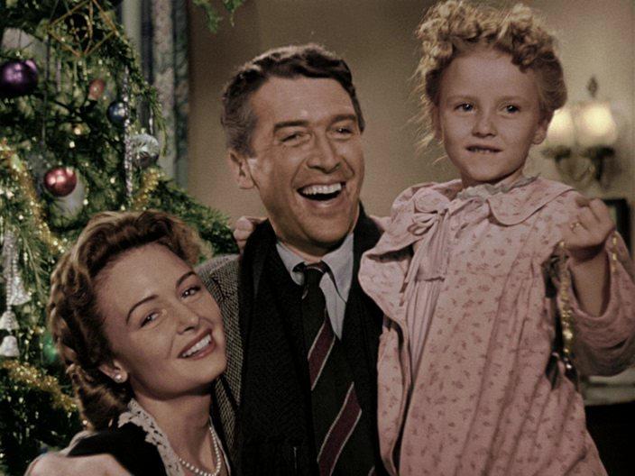 kino - Эта замечательная жизнь - экранизация, рождество, доброе кино, американское кино