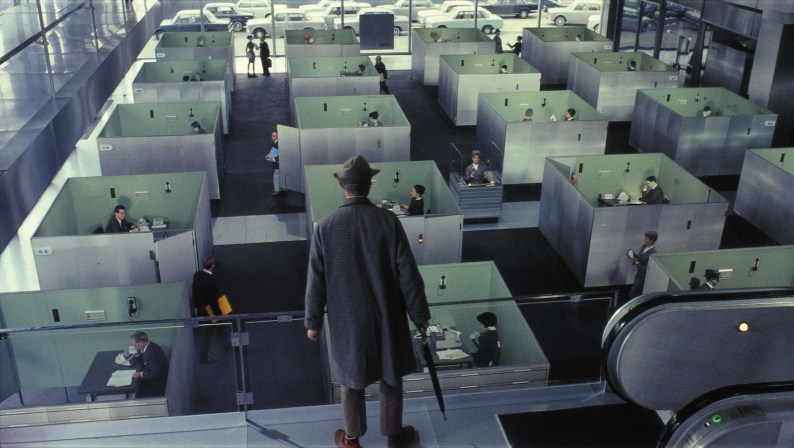 Playtime (1967) | Director Jacques Tati | Production Design Porn