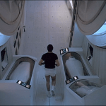 2001: A Space Odyssey | Production Design Porn | Director Stanley Kubrick