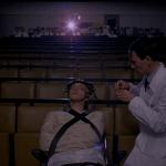 A Clockwork Orange (1971) | Alex receives Ludovico Technique | Director Stanley Kubrick | Production Design Porn