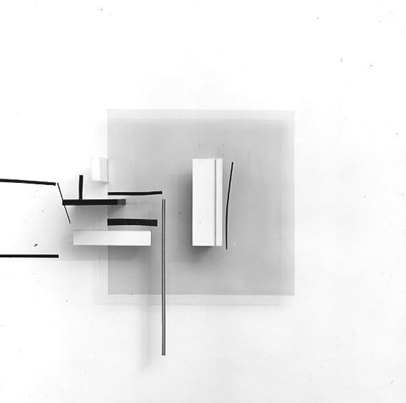 """Synthetic Relief Construction"", 1966 / Artist: Victor Pasmore"