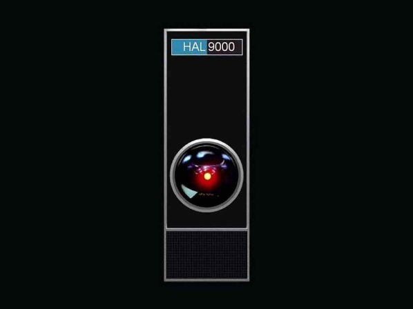 Hal 9000 from 2001: A Space Odyssey