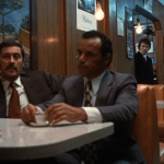 Mean Streets (1973) | Martin Scorsese production design | Martin Scorsese Films | Diner scene