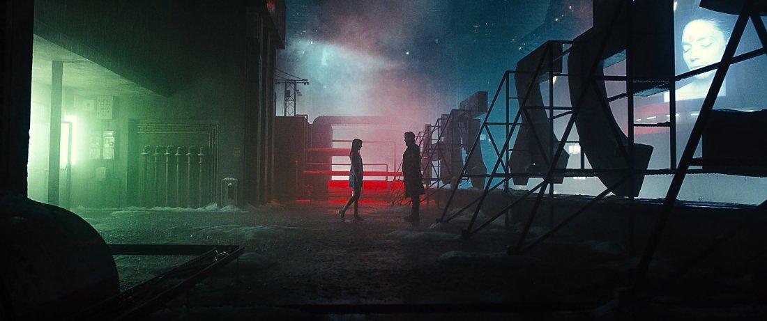 Blade Runner 2049 production design