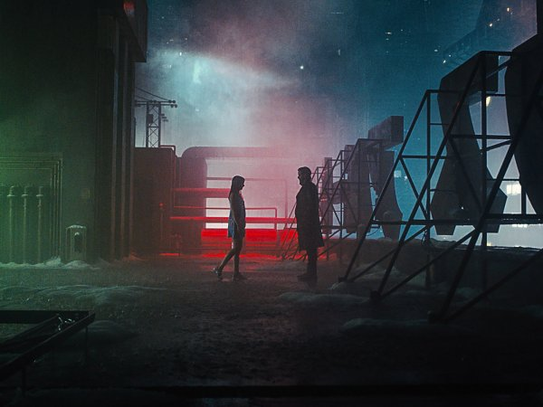 Blade Runner 2049 production design
