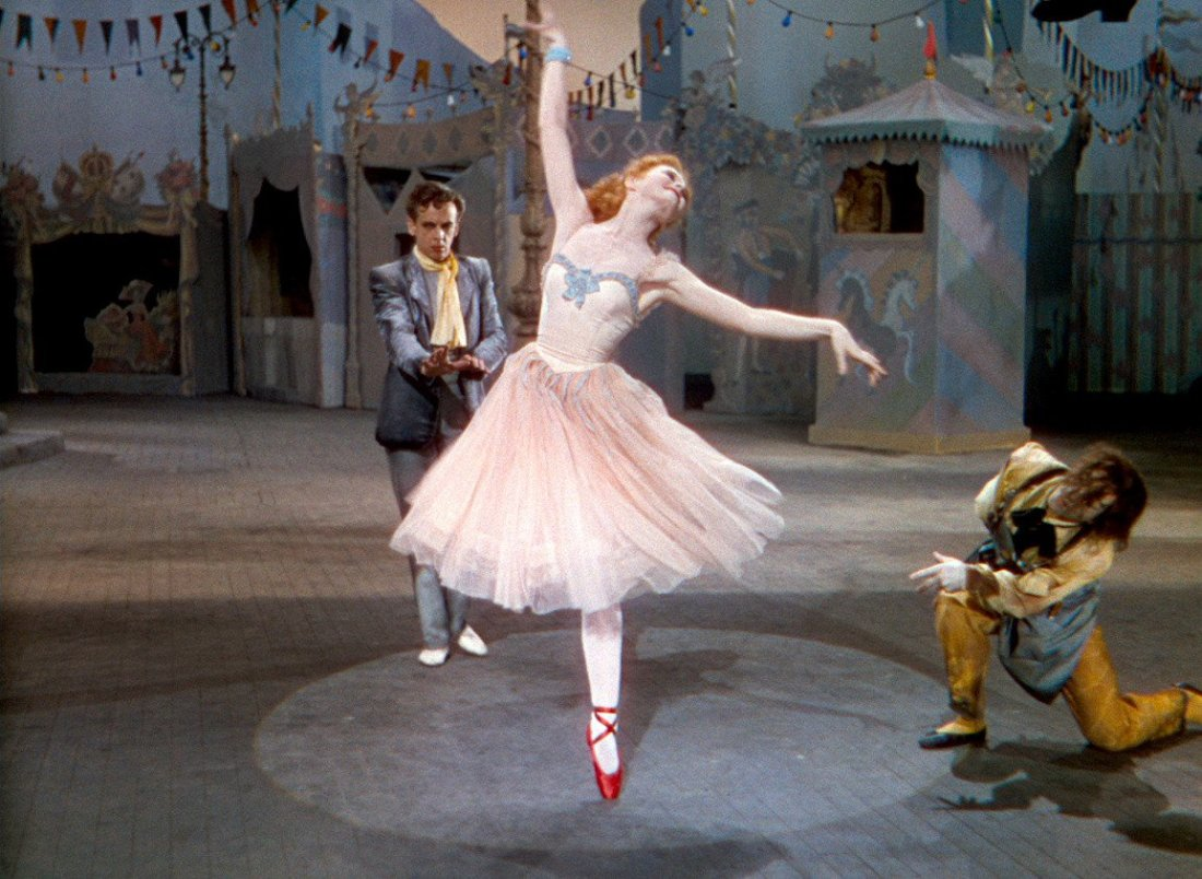 The Red Shoes (1948) - Oscar for Best Production Design