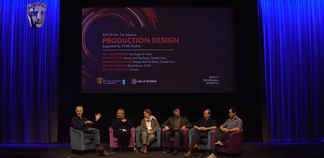BAFTA Production Design Panel