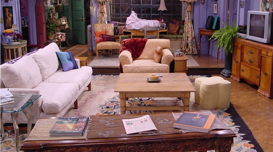 The Set of 'Friends' | Ikea Recreates Sets of Friends
