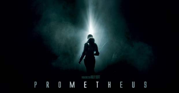 Prometheus Poster Art Courtesy of 20th Century Fox