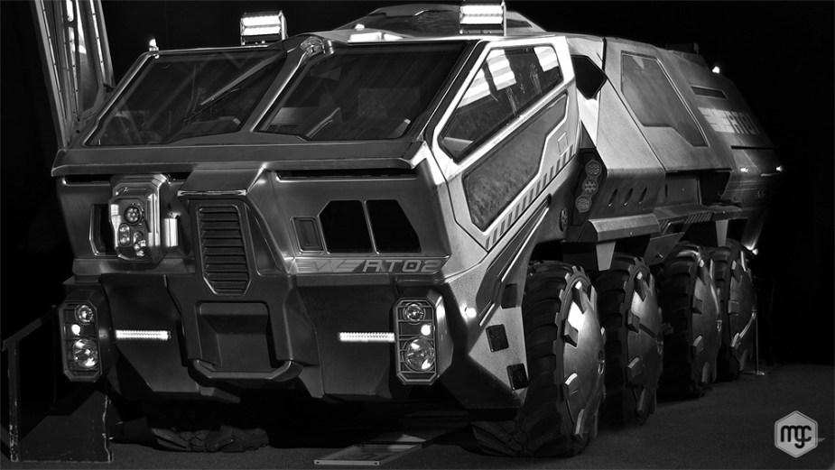Prometheus Rover
