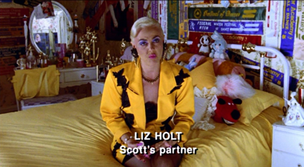 Liz Holt's Bedroom