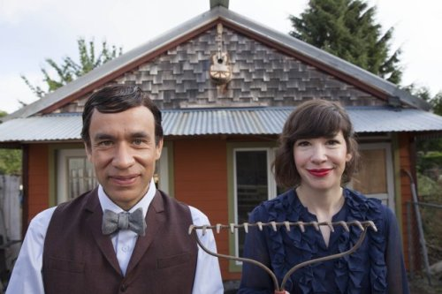 Portlandia production design