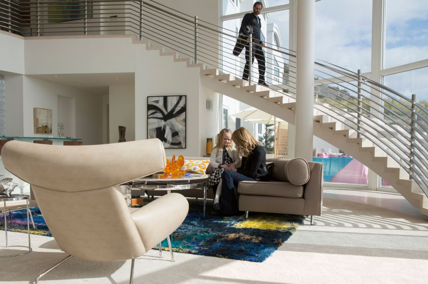 Big Little Lies Production Design | Production Designer John Paino | Set Decorator: Amy Wells | set design