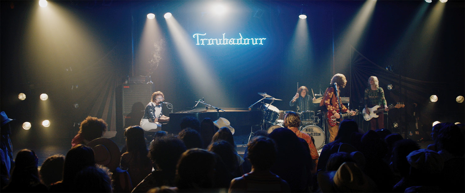 Int. Troubadour Stage