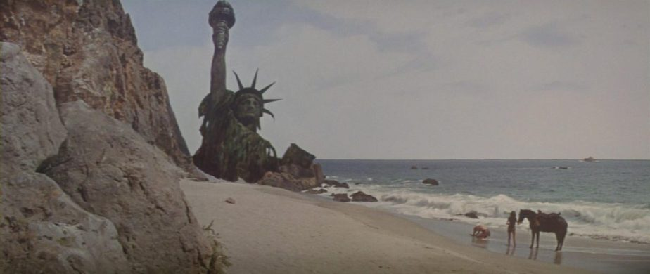 Planet of the Apes (1968) Production Designer: William J. Creber