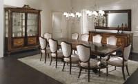 italian luxury dining room furniture - Art Design Group