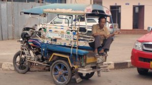 Loas Motor Cycle Taxis