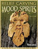 Relief Carving Wood Spirits