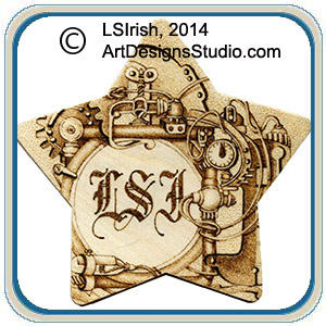 Learn about pyrography