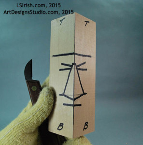 Wood Carving the Wood Spirit Free Project by Lora Irish
